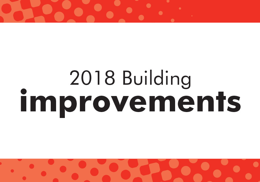 2018 Building Improvements