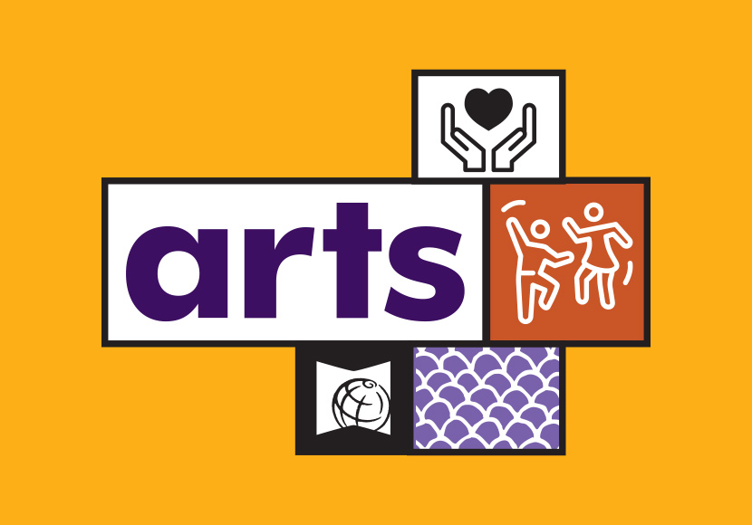 Arts programs graphic