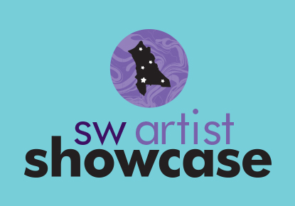 Southwest Artist showcase graphic