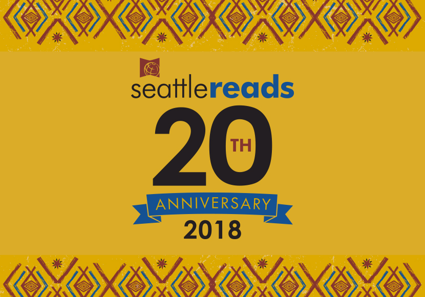 seattle reads 20th anniversary 2018