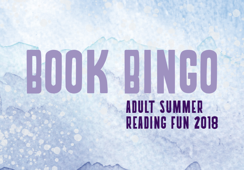 book bingo adult summer of learning