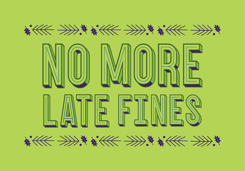 No More Late Fines